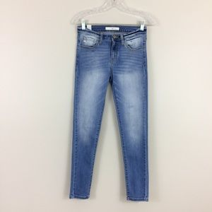 Kancan Los Angeles Estilo Distressed Skinny Jeans
